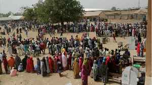 Nigeria Counting Votes In Presidential Election Dogged By Delays [Video]