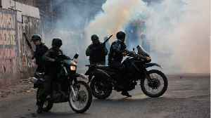 Showdown Looms As Venezuela Opposition to Confront Border Troops Over Aid [Video]