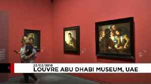 Louvre Abu Dhabi brings Rembrandt to Middle East for first time [Video]