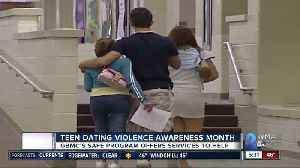 Shedding light on teen dating violence [Video]