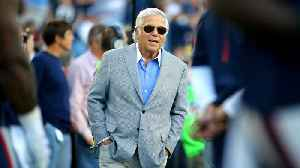New England Patriots Owner Robert Kraft Charged With Soliciting Sex [Video]