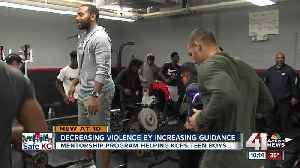 KCPS program of honor, ambition lends hand to teens [Video]