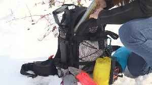 Being prepared for the Idaho back country [Video]