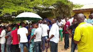 Nigerian Voters Complain of Delays, Confusion in Lugbe [Video]