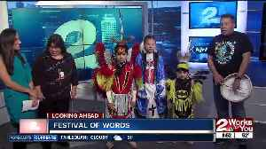 Festival of Words to showcase Native American culture [Video]