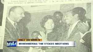 Lori Stokes speaks about her father and uncle, pioneers in the civil rights era [Video]