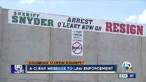 A clear message to the Martin County Sheriff's Office [Video]