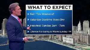 New York Weather: CBS2 2/22 Forecast Update at 8PM [Video]
