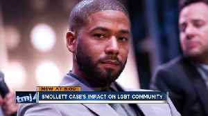 Members of LGBTQ community find Jussie Smollett case disappointing [Video]