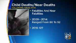 Study Finds Spike In Pa. Child Abuse-Related Deaths [Video]