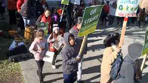 Negotiators Return to Bargaining Table as Oakland Teachers Strike Continues [Video]