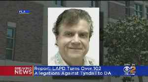 Report: LAPD Sends 102 Allegations Against Former USC Gynecologist To DA [Video]