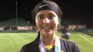 Heritage's Taylor Dobles talks about getting bookend state titles [Video]