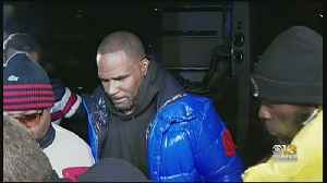 R&B Singer R. Kelly Turns Himself In To Police [Video]