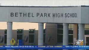 Bethel Park Student Accused Of Writing Threat In Bathroom [Video]