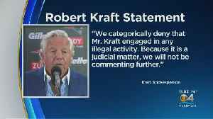 News video: Patriots Owner Robert Kraft Denies Soliciting Charges