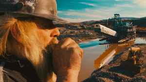 'Gold Rush': Tony Beets Begins Winterizing Dredge #1 [Video]