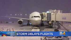 Hundreds Of Flights Delayed, Dozens Cancelled Out Of DIA [Video]