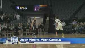 Division 4 Girls Final Union Mine v. West Campus (2/22/19) [Video]