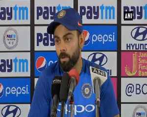 Will go by what Govt BCCI decides Virat Kohli on India Pak World cup match [Video]
