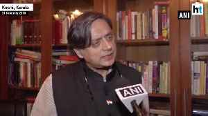 Not playing Pakistan in World Cup worse than surrender Shashi Tharoor [Video]