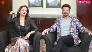 Total Dhamaal with Anil Kapoor and Madhuri Dixit [Video]