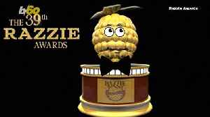 She's Nominated for an Oscar, She Also Just Won a Golden Raspberry [Video]