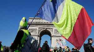 Thousands march across France for the Gilets Jaunes'