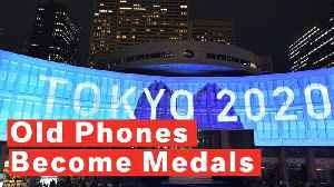 All Awarded Medals At Tokyo 2020 Olympic Games Will Be Made From Recycled Electronics [Video]