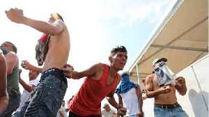 Frantic, Hungry Venezuelans Clash With Soldiers As Maduro Blocks Humanitarian Aid [Video]