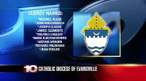 Clergy with Wabash Valley ties named in 'credible allegations' list by Evansville Catholic Diocese [Video]