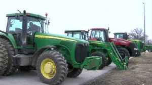 Tractors on the square: Sullivan tradition from the 1960s continues on Friday [Video]