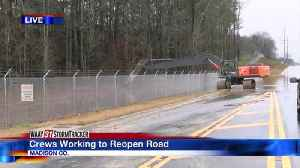 Zierdt Road Closed Due to Flooding [Video]