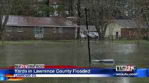 Yards in Lawrence County Flooded [Video]