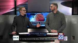 The Locker Room: Dan Vance Drops by to Preview Boys Basketball Sectionals [Video]