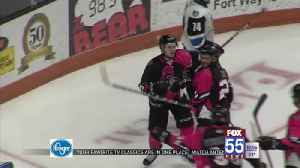 Komets Snap Five Game Skid with Win Over Wichita [Video]