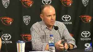 Web Extra: Oregon State women's basketball recaps win over USC (2/23/19) [Video]