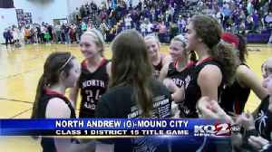 North Andrew captures district title [Video]