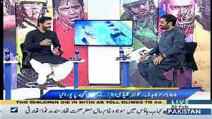 Behind The Wicket With Moin Khan  – 23rd February 2019 [Video]