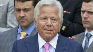 Patriots Owner Charged in Soliciting Prostitution [Video]