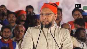 Owaisi on Pulwama attack: 'Masood Azhar is not a maulana but a satan' [Video]