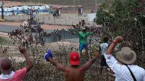 Venezuela border crossings tense but calm after violent clashes [Video]