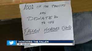 Local pay tribute to fallen DPW worker, MPD officers at fundraisers [Video]