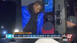 R. Kelly granted $1 million bond in sex abuse case [Video]