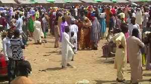 Nigeria counts votes in tight election [Video]