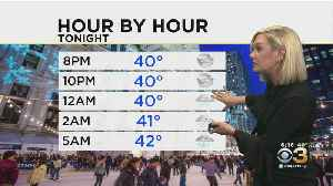 Philadelphia Weather: Showers For The Stadium Series [Video]