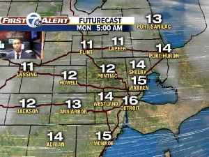 High Wind Warning in effect for Metro Detroit [Video]