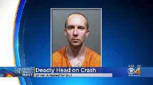 Man Arrested For DUI Following Crash Which Killed 70-Year-Old Woman [Video]