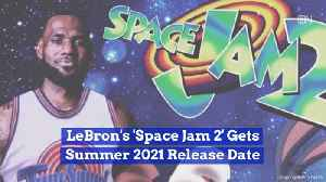 Space Jam 2 Is Coming The Summer Of 2021 [Video]