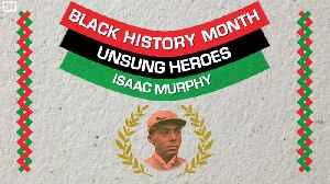 Unsung Heroes: Isaac Murphy Holds the Crown For Best Jockey Ever [Video]